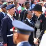Bermuda Remembrance Day Ceremony, November 11 2016-50