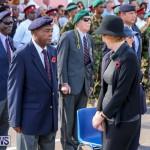 Bermuda Remembrance Day Ceremony, November 11 2016-55