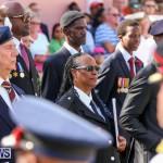 Bermuda Remembrance Day Ceremony, November 11 2016-59