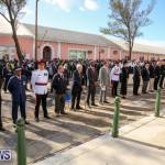 Bermuda Remembrance Day Ceremony, November 11 2016-61