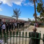 Bermuda Remembrance Day Ceremony, November 11 2016-62