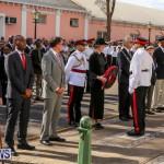 Bermuda Remembrance Day Ceremony, November 11 2016-67
