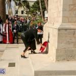 Bermuda Remembrance Day Ceremony, November 11 2016-69