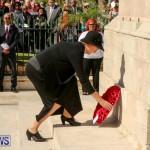 Bermuda Remembrance Day Ceremony, November 11 2016-70