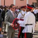 Bermuda Remembrance Day Ceremony, November 11 2016-72