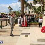 Bermuda Remembrance Day Ceremony, November 11 2016-74