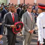 Bermuda Remembrance Day Ceremony, November 11 2016-77