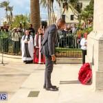 Bermuda Remembrance Day Ceremony, November 11 2016-80