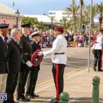 Bermuda Remembrance Day Ceremony, November 11 2016-83