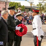 Bermuda Remembrance Day Ceremony, November 11 2016-84