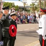Bermuda Remembrance Day Ceremony, November 11 2016-85