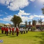 Bermuda Remembrance Day Ceremony, November 11 2016-93