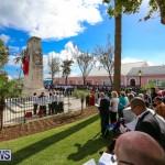 Bermuda Remembrance Day Ceremony, November 11 2016-96