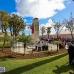 Bermuda Remembrance Day Ceremony, November 11 2016-97