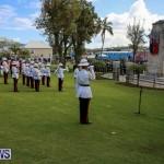 Bermuda Remembrance Day Ceremony, November 11 2016-98