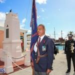 Bermuda Remembrance Day Ceremony, November 13 2016-11