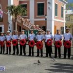 Bermuda Remembrance Day Ceremony, November 13 2016-12