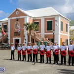 Bermuda Remembrance Day Ceremony, November 13 2016-13