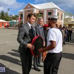 Bermuda Remembrance Day Ceremony, November 13 2016-14