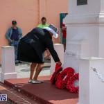 Bermuda Remembrance Day Ceremony, November 13 2016-28