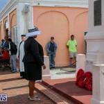 Bermuda Remembrance Day Ceremony, November 13 2016-29