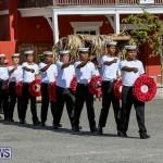 Bermuda Remembrance Day Ceremony, November 13 2016-3