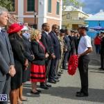 Bermuda Remembrance Day Ceremony, November 13 2016-30