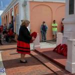 Bermuda Remembrance Day Ceremony, November 13 2016-32