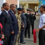 Bermuda Remembrance Day Ceremony, November 13 2016-34