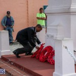 Bermuda Remembrance Day Ceremony, November 13 2016-36