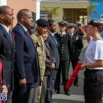 Bermuda Remembrance Day Ceremony, November 13 2016-38