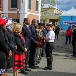 Bermuda Remembrance Day Ceremony, November 13 2016-39