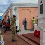 Bermuda Remembrance Day Ceremony, November 13 2016-46