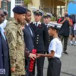 Bermuda Remembrance Day Ceremony, November 13 2016-49