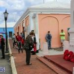 Bermuda Remembrance Day Ceremony, November 13 2016-50