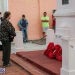 Bermuda Remembrance Day Ceremony, November 13 2016-51