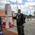 Bermuda Remembrance Day Ceremony, November 13 2016-54