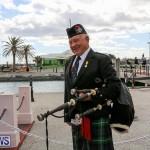 Bermuda Remembrance Day Ceremony, November 13 2016-62