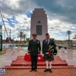 Bermuda Remembrance Day Ceremony, November 13 2016-65