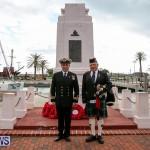 Bermuda Remembrance Day Ceremony, November 13 2016-66