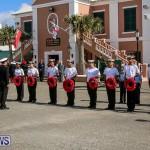 Bermuda Remembrance Day Ceremony, November 13 2016-8
