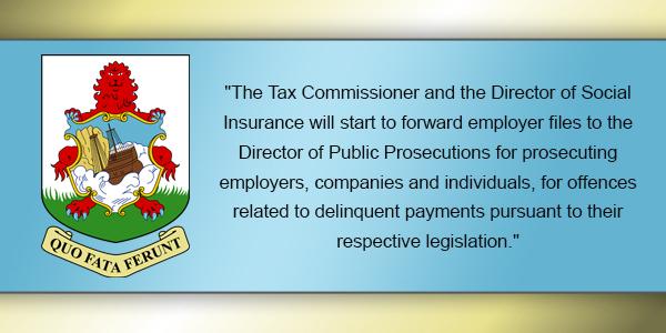 Bermuda Tax Commissioner TC 17 Nov