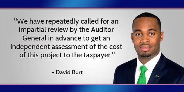 David Burt Bermuda November 30 2016