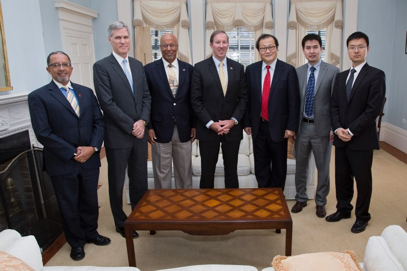 Premier - Chinese Consulate delegation (4)
