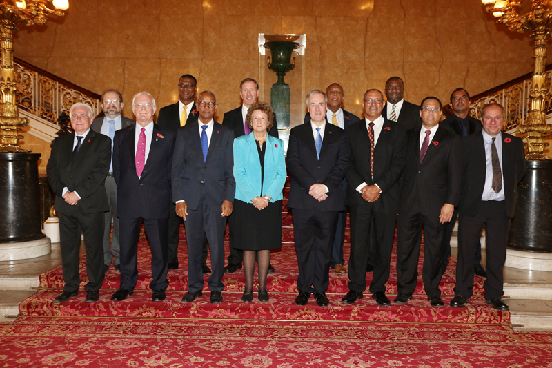 Premier Dunkley OT JMC Meetings In London November 2016
