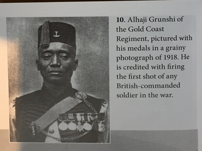 RSM Alhaji Grunshi story Bermuda November 2016