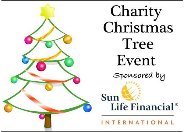 SLF Charity Christmas Tree Event Bermuda Nov 2016
