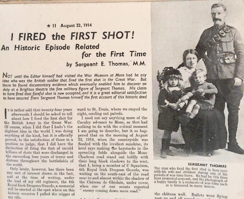 Trooper E Thomas story Bermuda November 11 2016