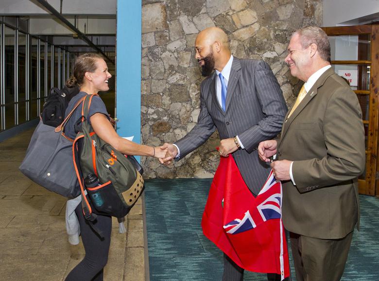 flora duffy Bermuda November 2016 (1)