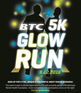 BTC 5K Glow Run Bermuda December 2016
